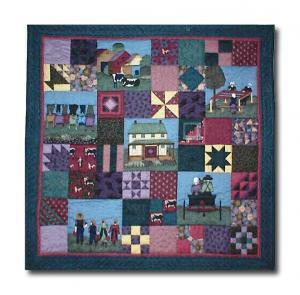 Almost Amish quilt